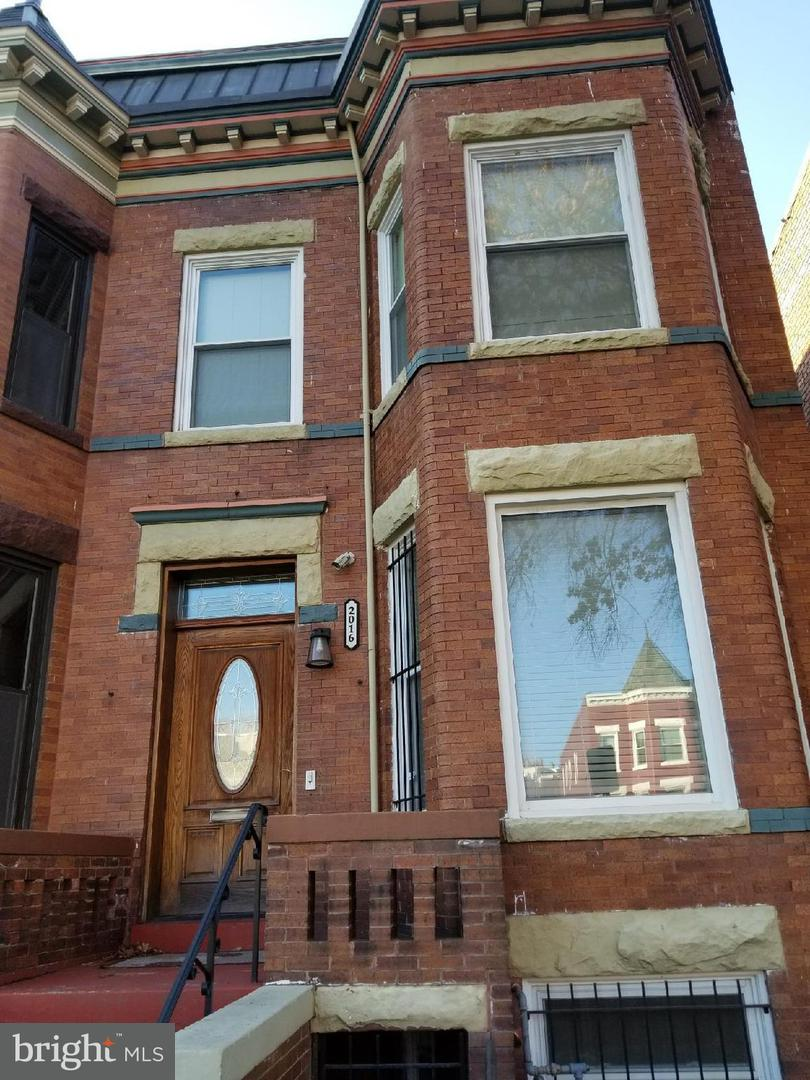 Other Residential for Rent at 2016 Capitol St NW Washington, District Of Columbia 20002 United States
