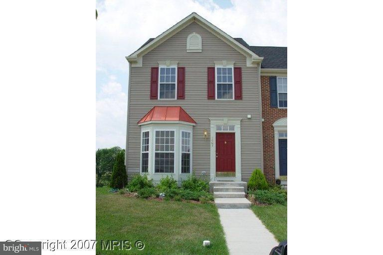 Other Residential for Rent at 137 Fiona Way Brunswick, Maryland 21758 United States