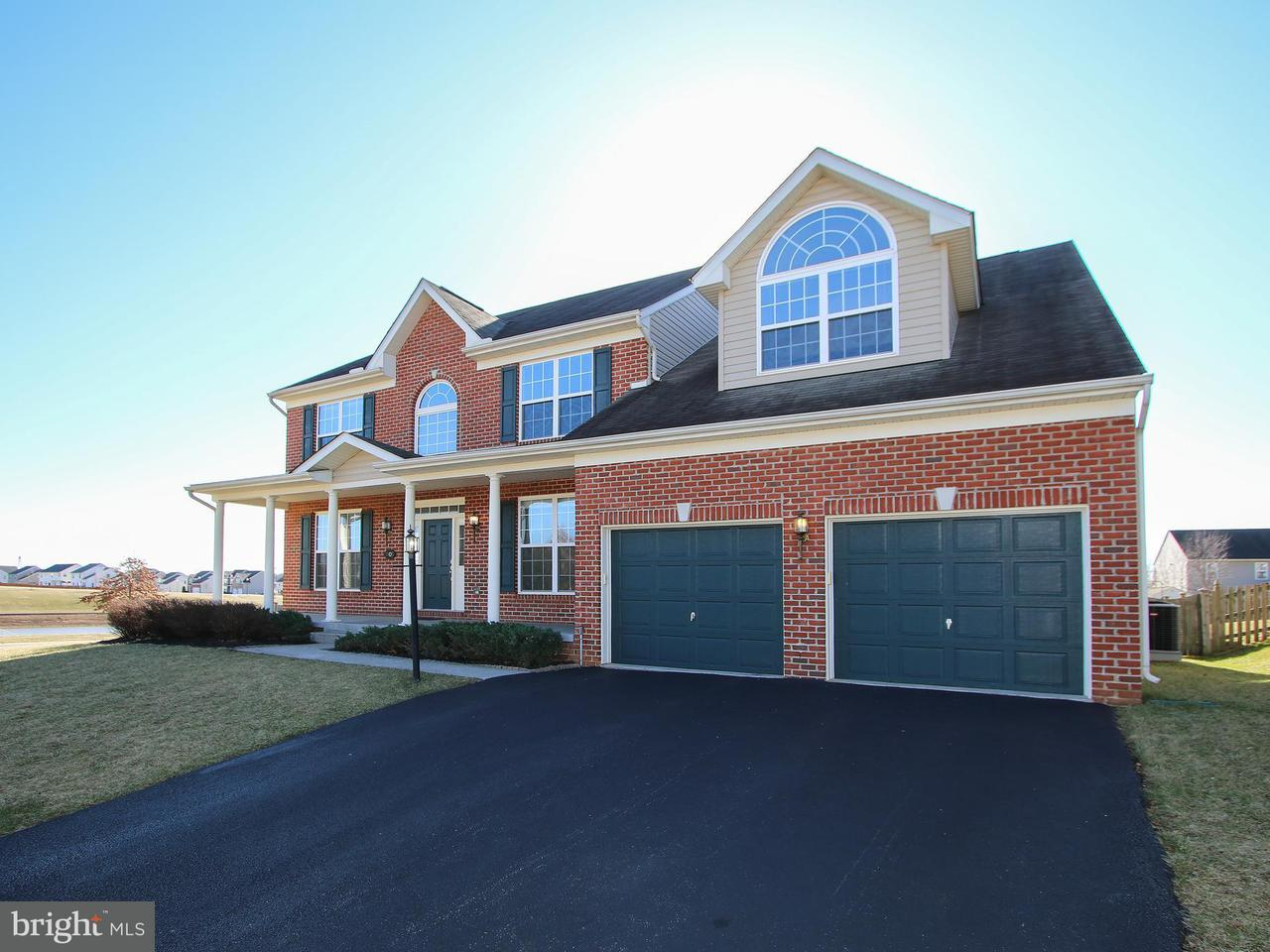 Single Family Home for Sale at 3905 Calico Circle 3905 Calico Circle Point Of Rocks, Maryland 21777 United States