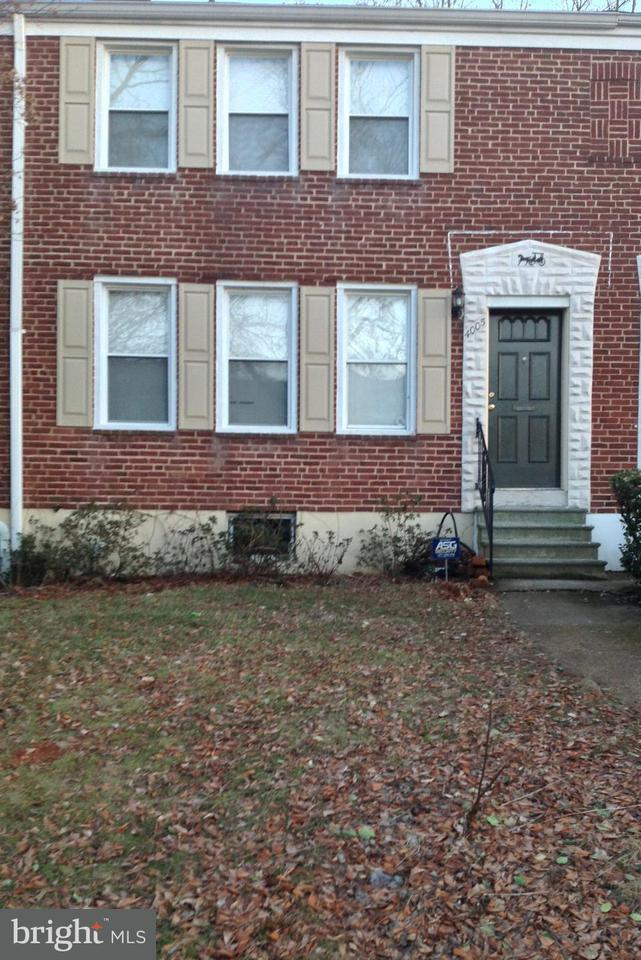 Single Family for Sale at 4005 Annellen Rd Baltimore, Maryland 21215 United States