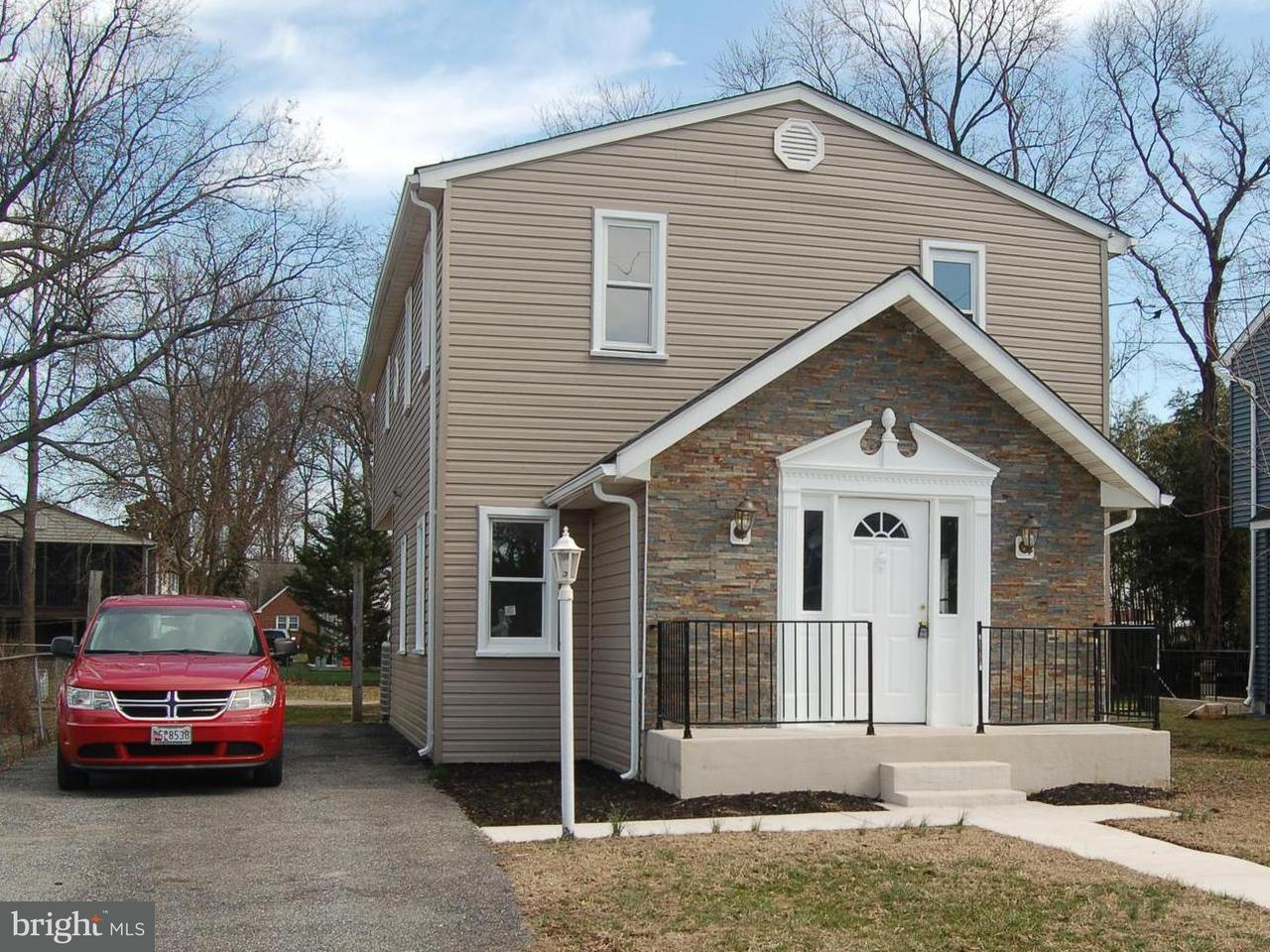 Single Family for Sale at 213 Greenland Beach Rd Curtis Bay, Maryland 21226 United States