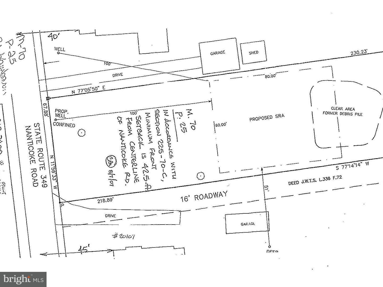 Land for Sale at Nanticoke Rd Nanticoke, Maryland 21840 United States