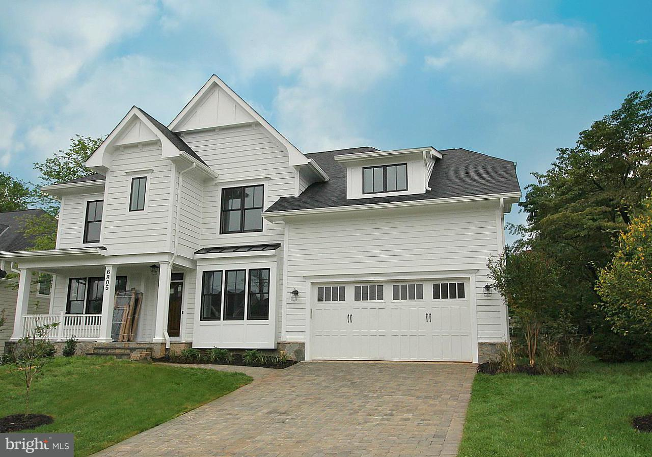 Single Family for Sale at 6805 Lumsden St McLean, Virginia 22101 United States