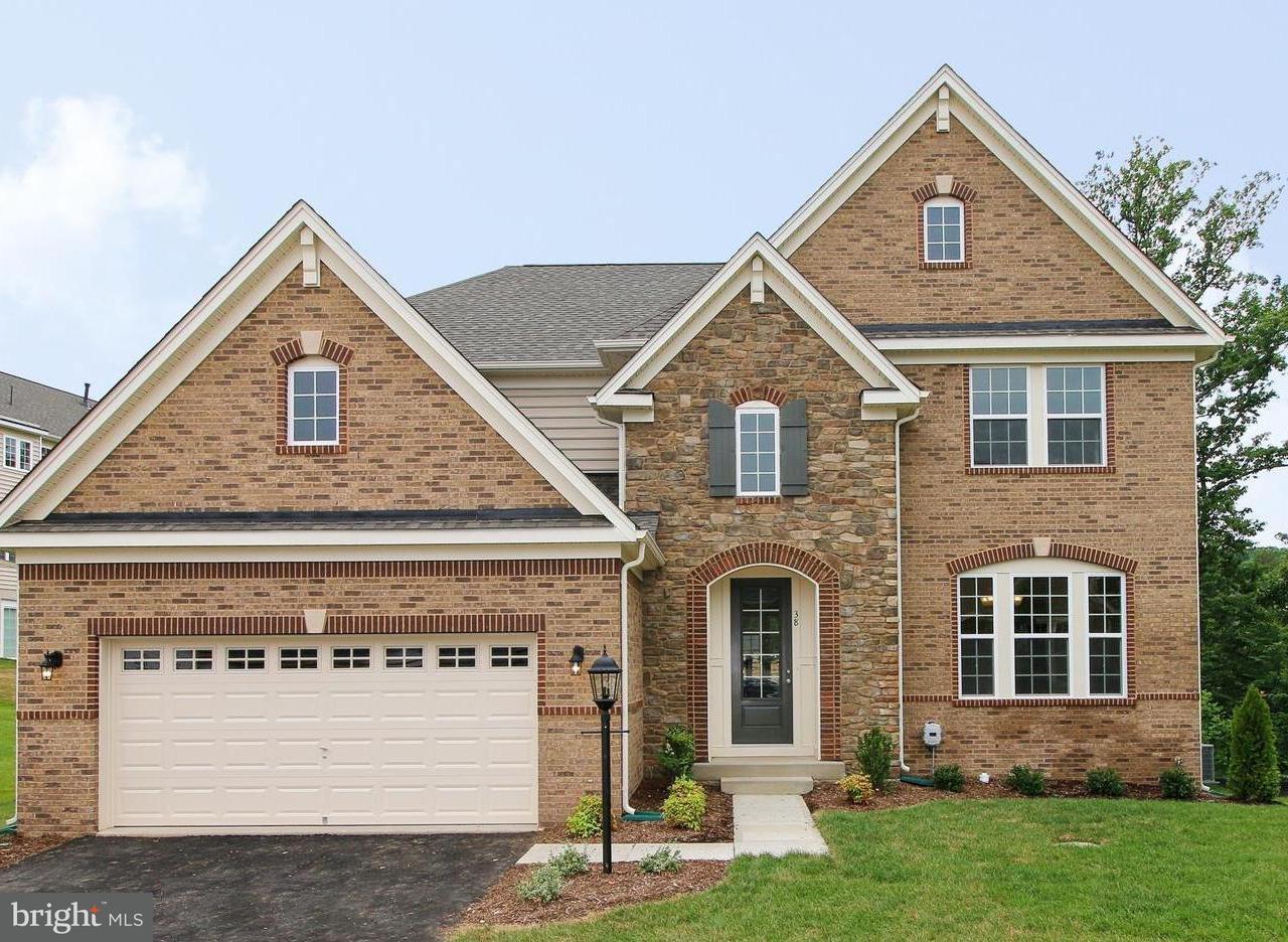 Single Family for Sale at 38 Bradbury Way Stafford, Virginia 22554 United States