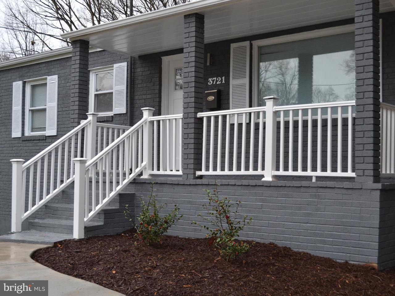 단독 가정 주택 용 매매 에 3721 Richard Avenue 3721 Richard Avenue Fairfax, 버지니아 22031 미국