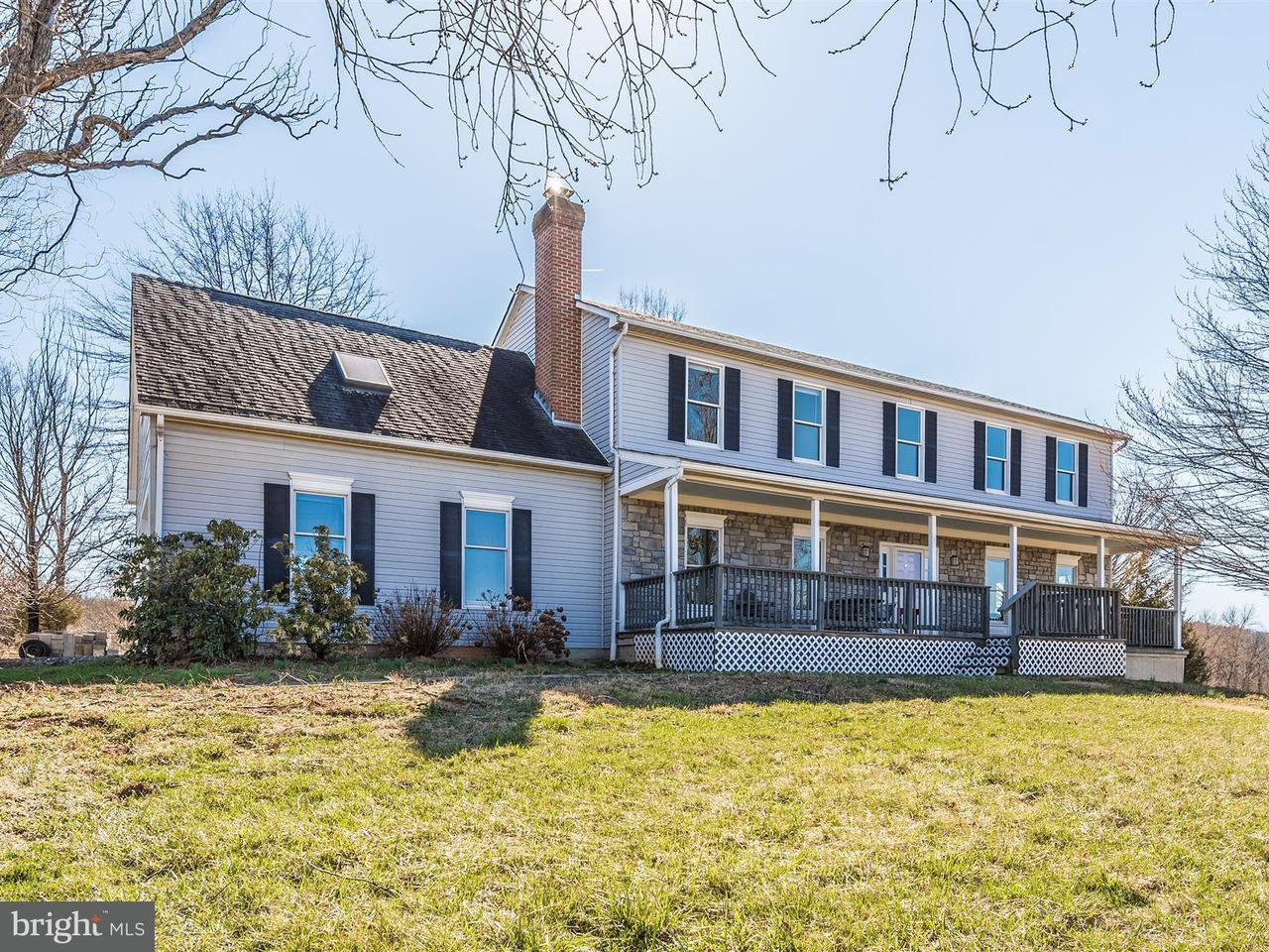 Single Family for Sale at 3406 Flint Hill Rd Adamstown, Maryland 21710 United States