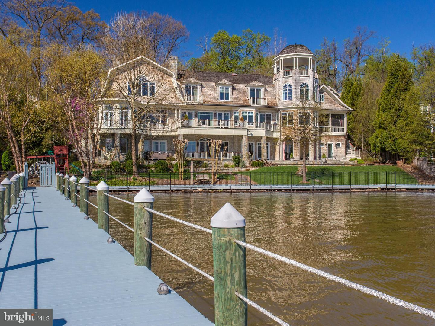 Single Family for Sale at 7615 Southdown Rd Alexandria, Virginia 22308 United States