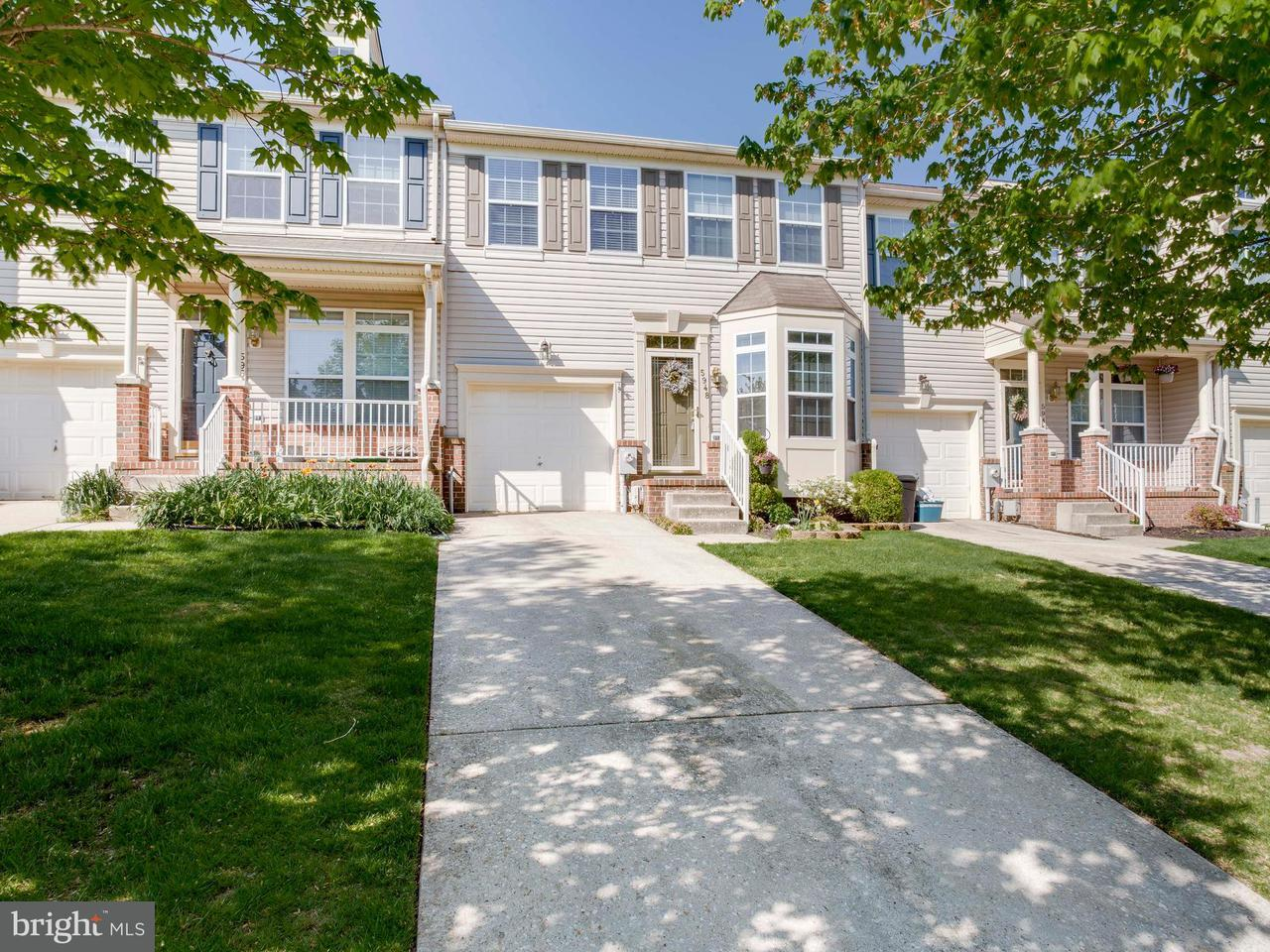 Photo of home for sale at 5948 Ivy League Drive, Baltimore MD