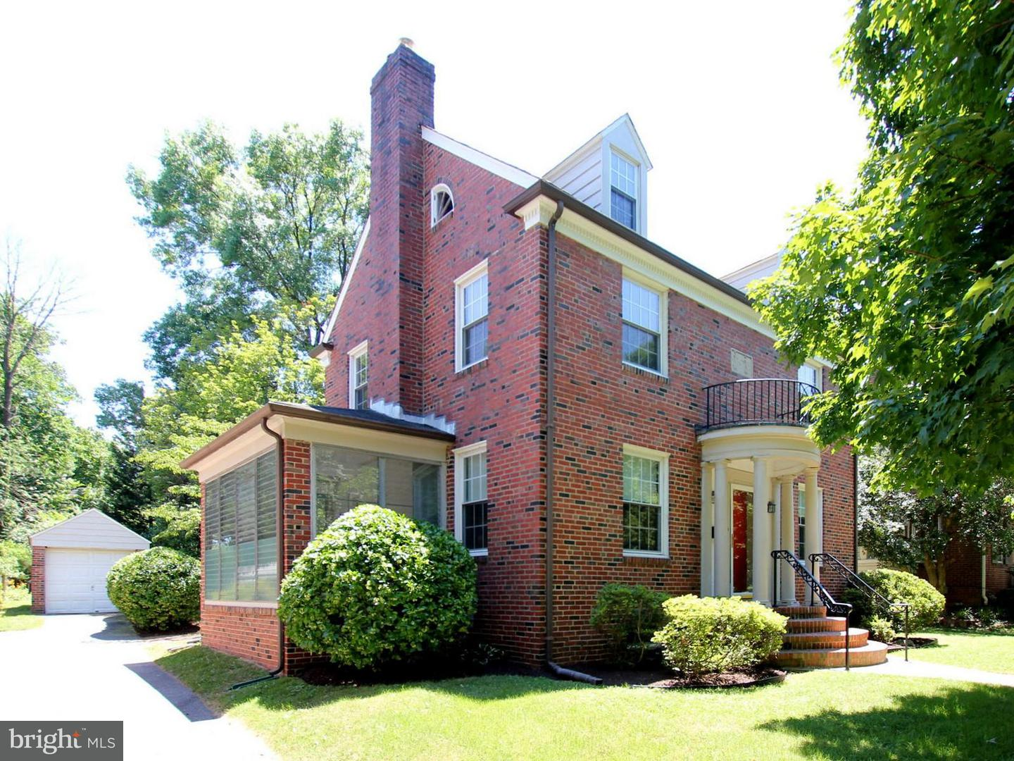 Single Family for Sale at 6407 Queens Chapel Rd University Park, Maryland 20782 United States
