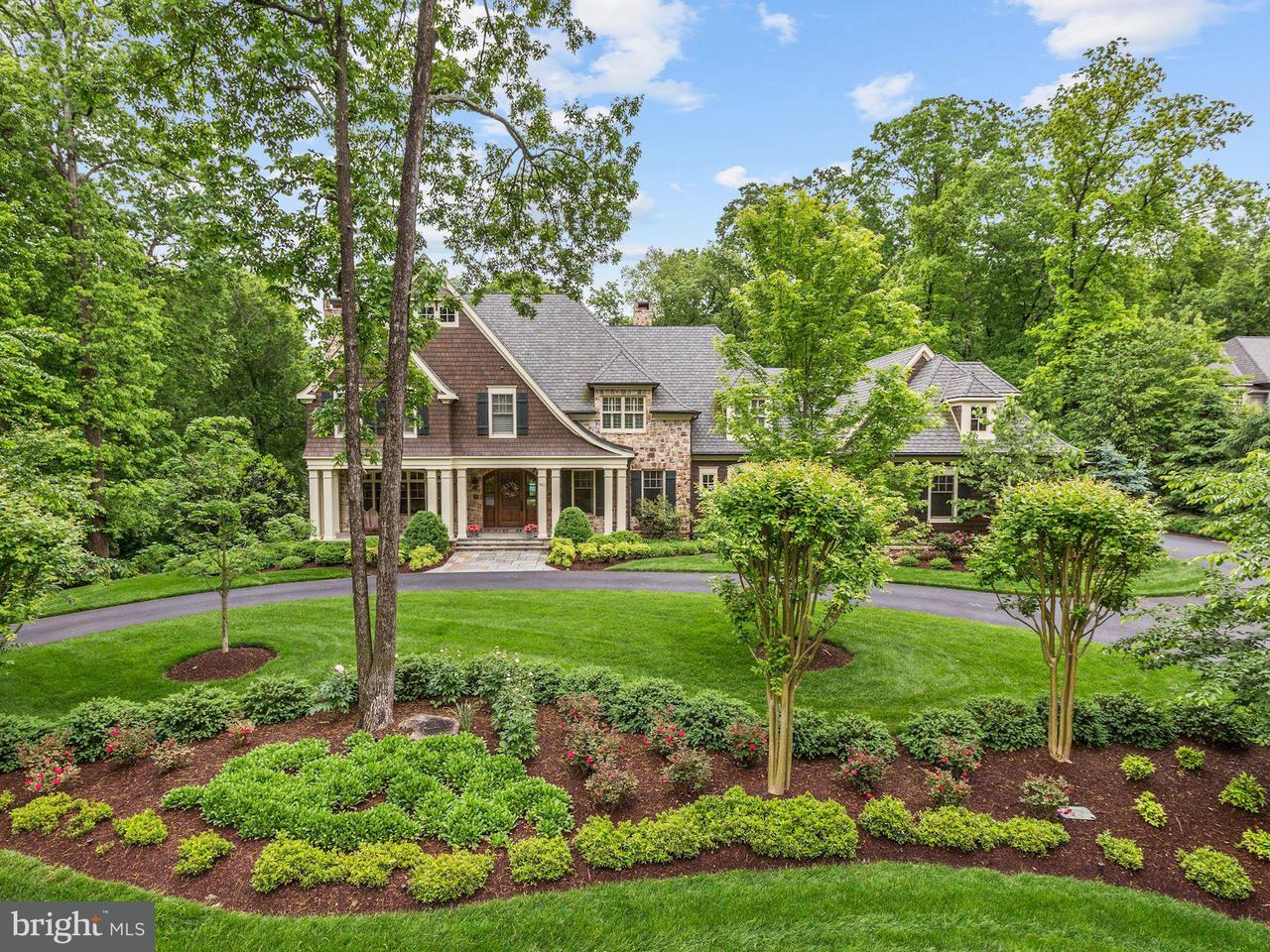 Single Family for Sale at 921 Mackall Ave McLean, Virginia 22101 United States