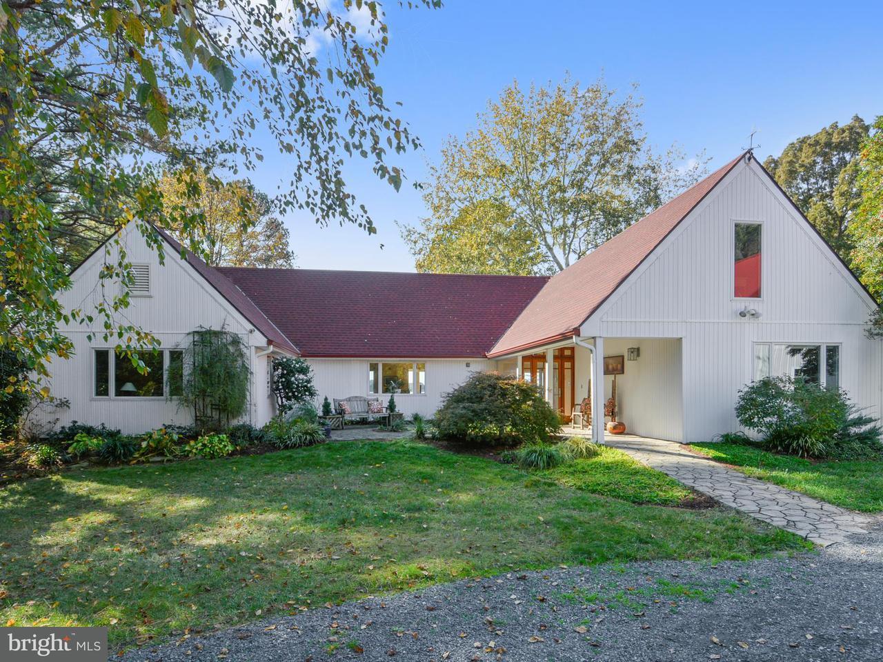 獨棟家庭住宅 為 出售 在 6800 Thorneton Road 6800 Thorneton Road Royal Oak, 馬里蘭州 21662 美國