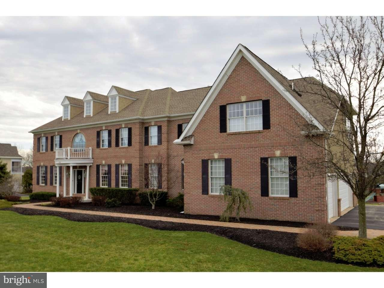 Single Family Home for Sale at 1798 HAWKS NEST Collegeville, Pennsylvania 19426 United States