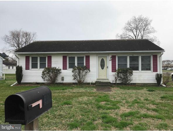 Single Family for Sale at 800 Laurel St Pocomoke City, Maryland 21851 United States