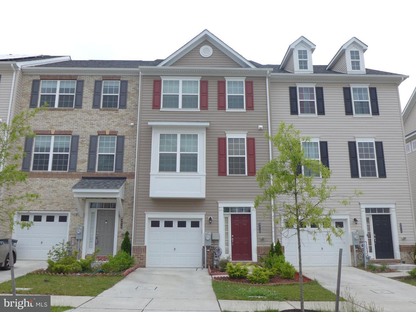 Other Residential for Rent at 9516 Mary Geneva Ln Owings Mills, Maryland 21117 United States