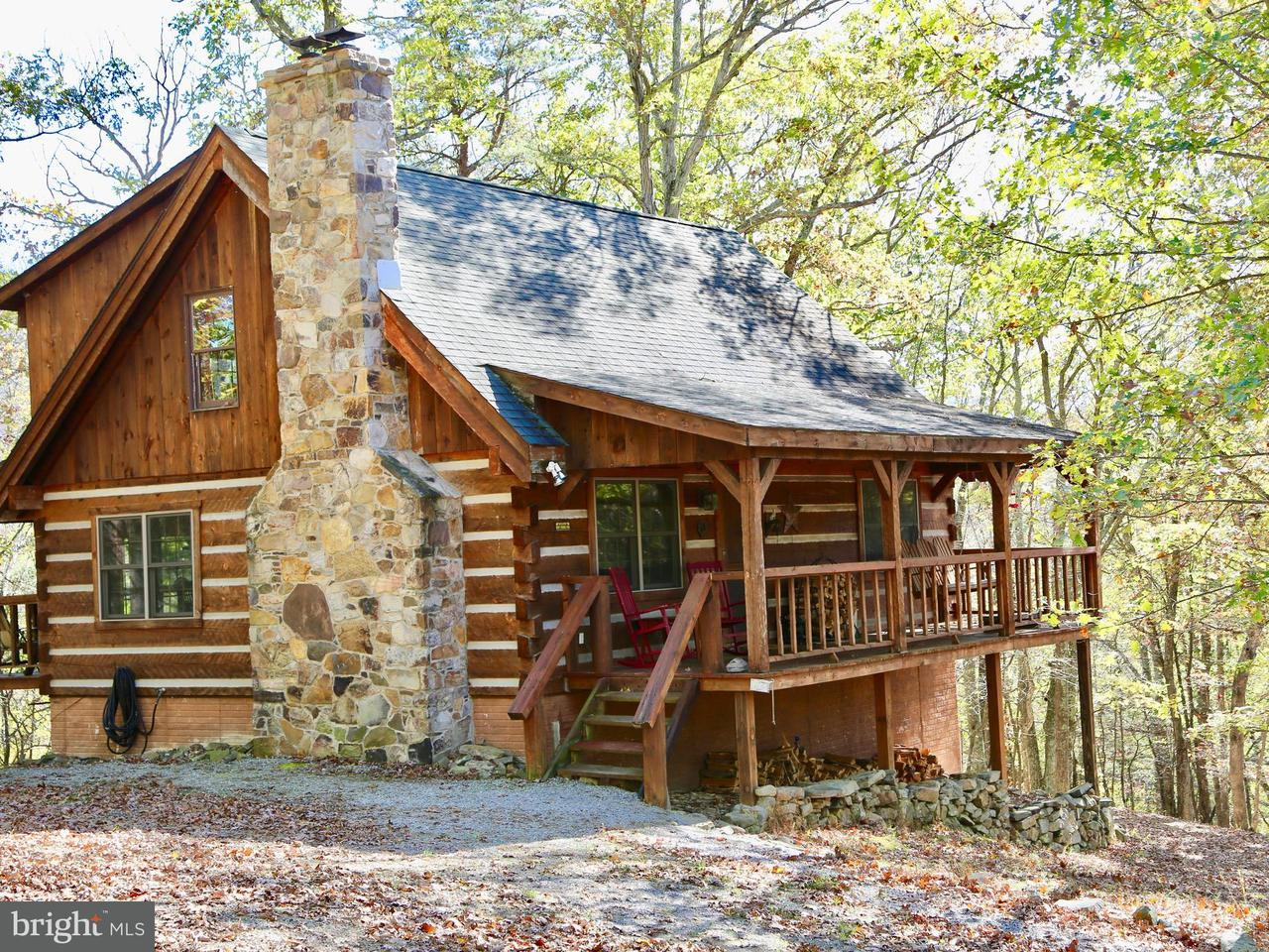 Single Family for Sale at 6046 Needmore Rd Baker, West Virginia 26801 United States