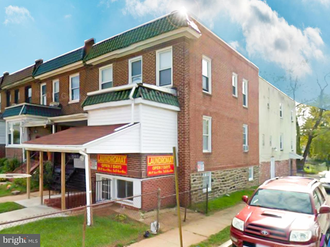 Single Family for Sale at 5418 Reisterstown Rd Baltimore, Maryland 21215 United States