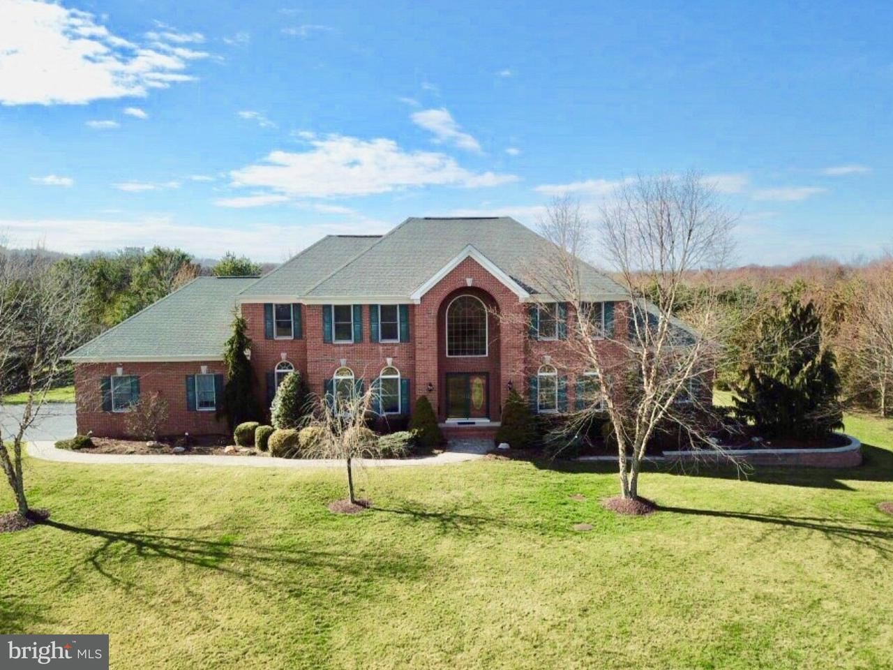 Maison unifamiliale pour l Vente à 4 LANDVIEW Court Robbinsville, New Jersey 08691 États-UnisDans/Autour: Robbinsville Township