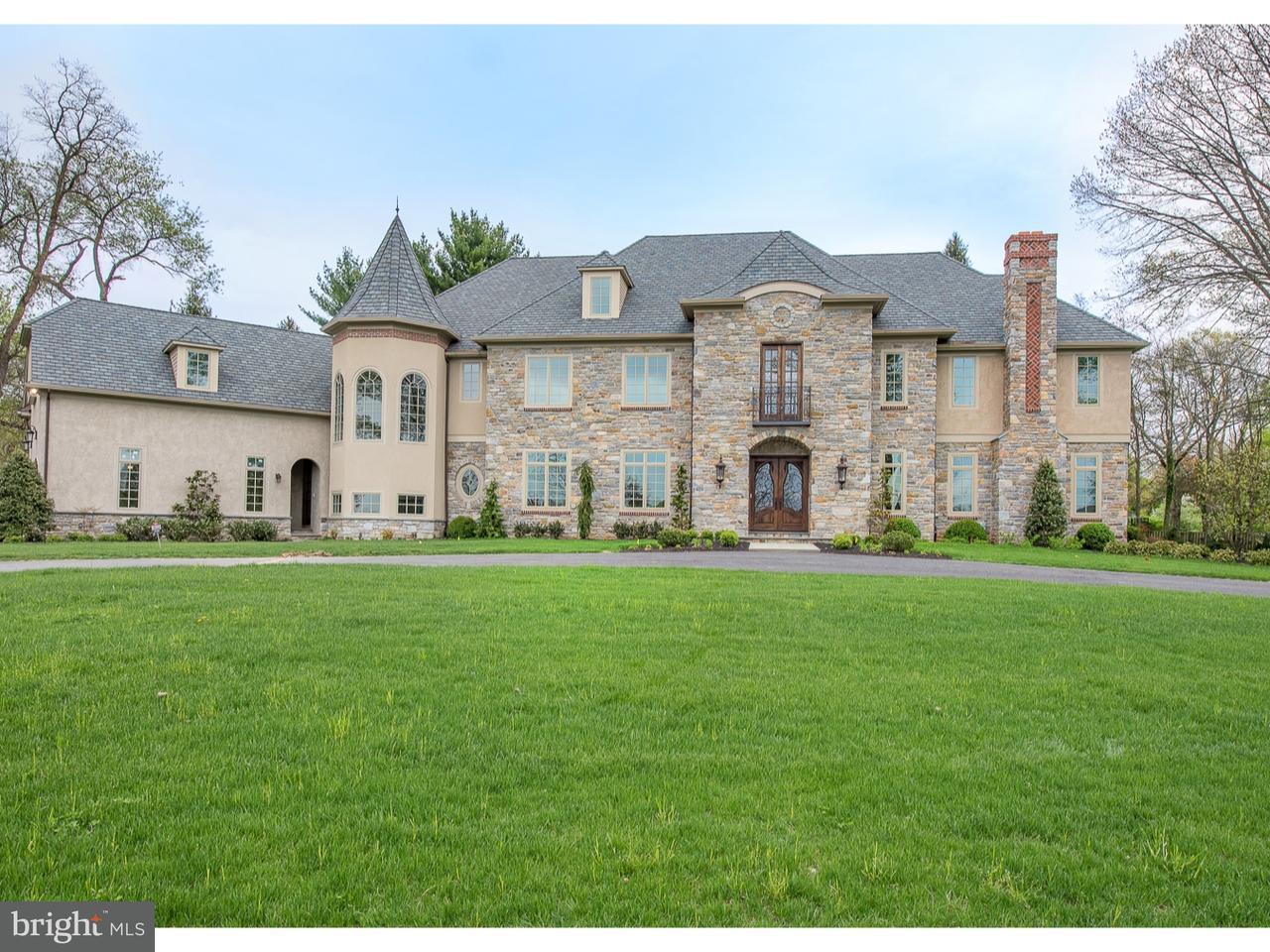独户住宅 为 销售 在 264 ABRAHAMS Lane 维拉诺瓦, 宾夕法尼亚州 19085 美国