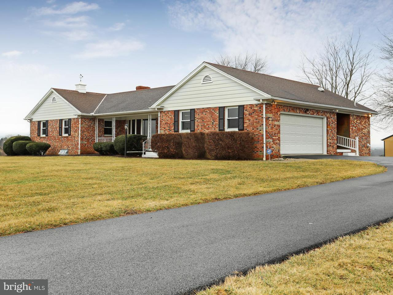 Single Family Home for Sale at 9228 Myersville Road 9228 Myersville Road Myersville, Maryland 21773 United States