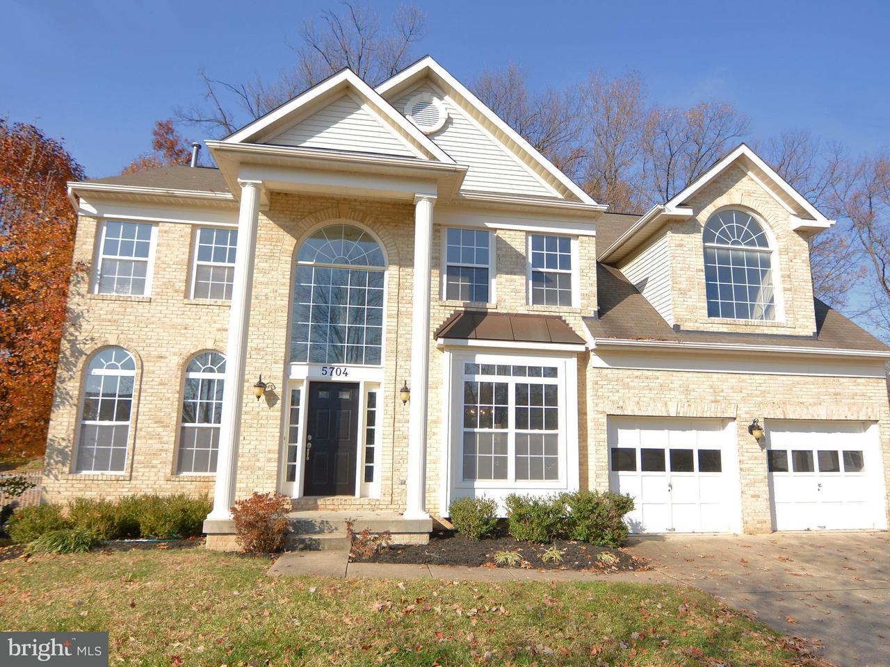 Einfamilienhaus für Verkauf beim 5704 Lyngate Court 5704 Lyngate Court Lanham, Maryland 20706 Vereinigte Staaten