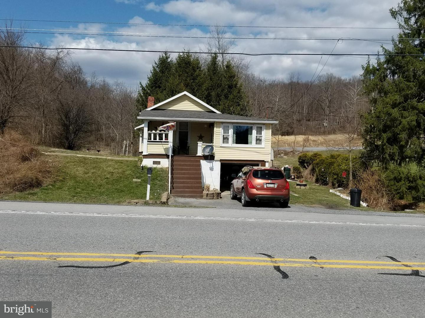 Single Family for Sale at 19457 Croghan Pike Orbisonia, Pennsylvania 17243 United States