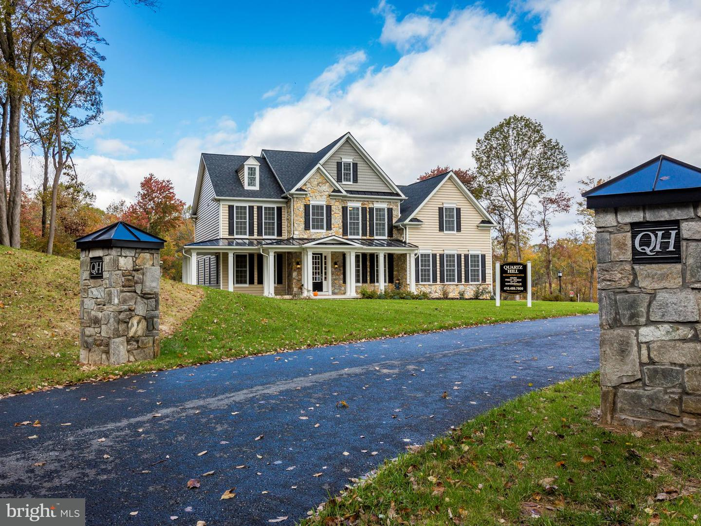 Single Family for Sale at 14534 Old Frederick Rd Cooksville, Maryland 21723 United States