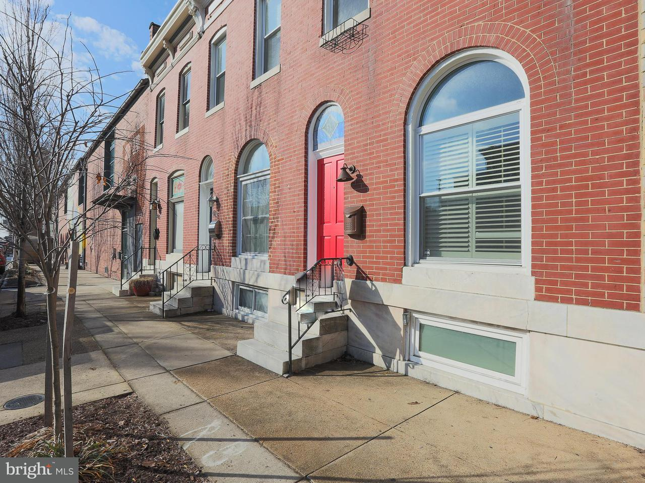 Other Residential for Rent at 416 East Ave S Baltimore, Maryland 21224 United States