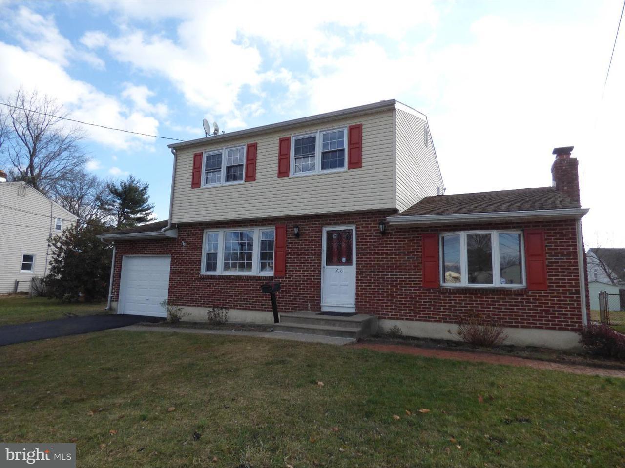 獨棟家庭住宅 為 出售 在 218 IVY Road Beverly, 新澤西州 08010 美國