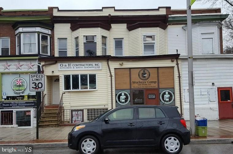 Commercial for Sale at 4317 Harford Rd Baltimore, Maryland 21214 United States