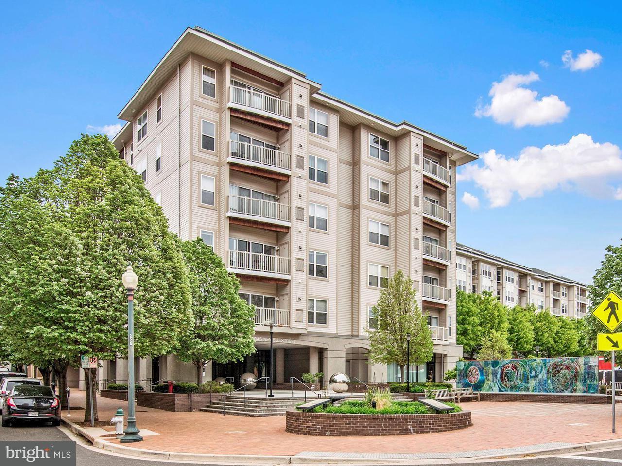 Condomínio para Venda às 8045 Newell St #124 8045 Newell St #124 Silver Spring, Maryland 20910 Estados Unidos