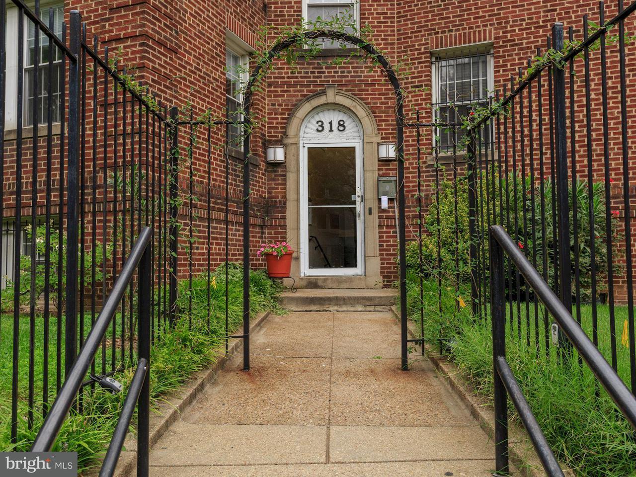 Condominium for Sale at 318 Rhode Island Ave NE #b1 Washington, District Of Columbia 20002 United States