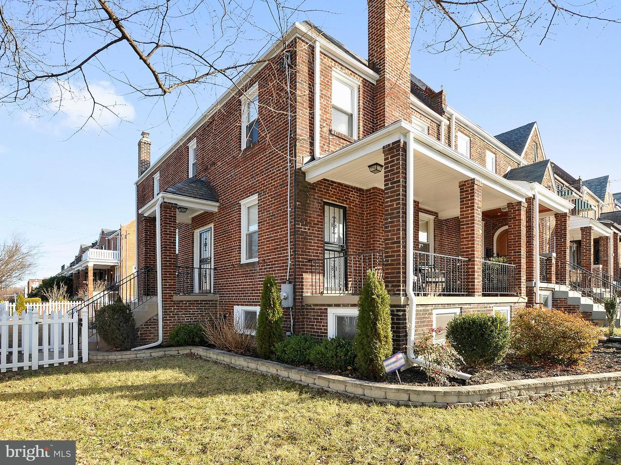 Single Family for Sale at 260 Gallatin St NW Washington, District Of Columbia 20011 United States