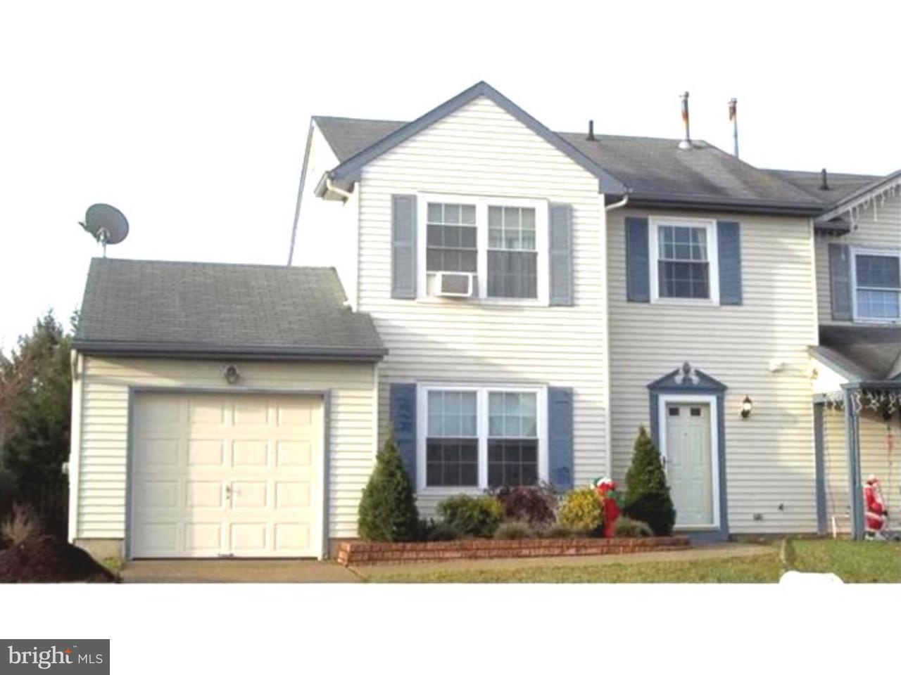 Townhouse for Rent at 21 OLD ORCHARD Drive Sicklerville, New Jersey 08081 United States