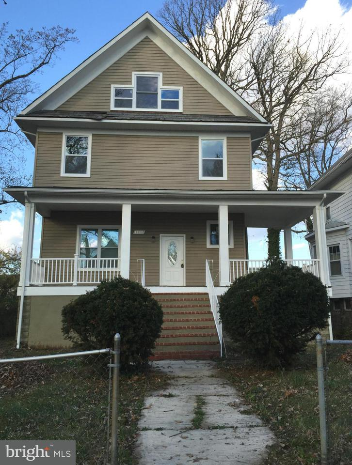 Photo of home for sale at 4106 Boarman Avenue, Baltimore MD