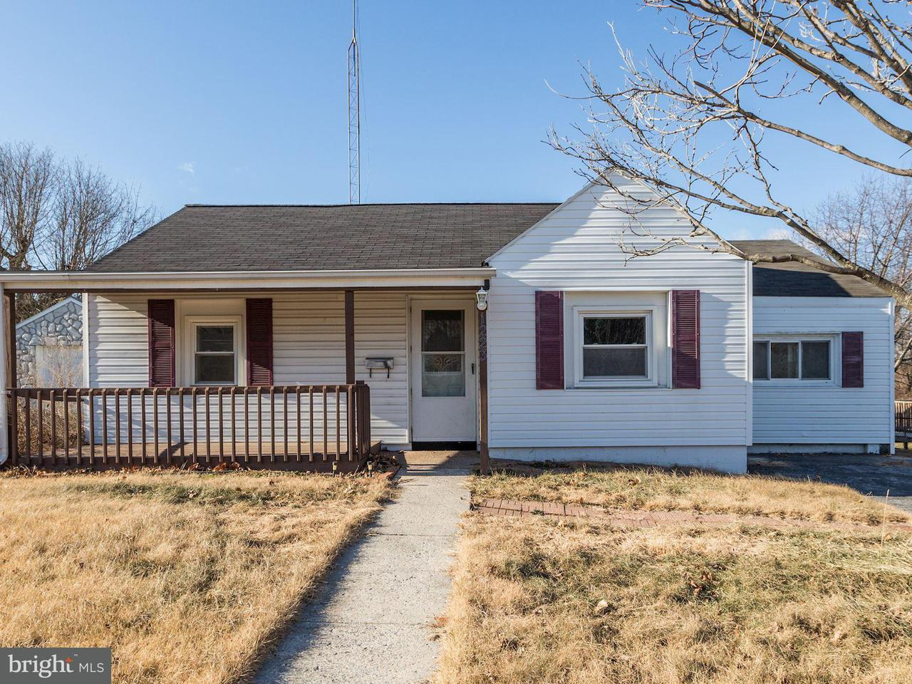 Single Family for Sale at 1223 Glenwood Ave Hagerstown, Maryland 21742 United States