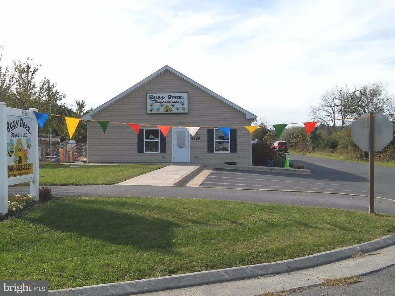 Commercial for Sale at 4489 Martinsburg Pike Clear Brook, Virginia 22624 United States
