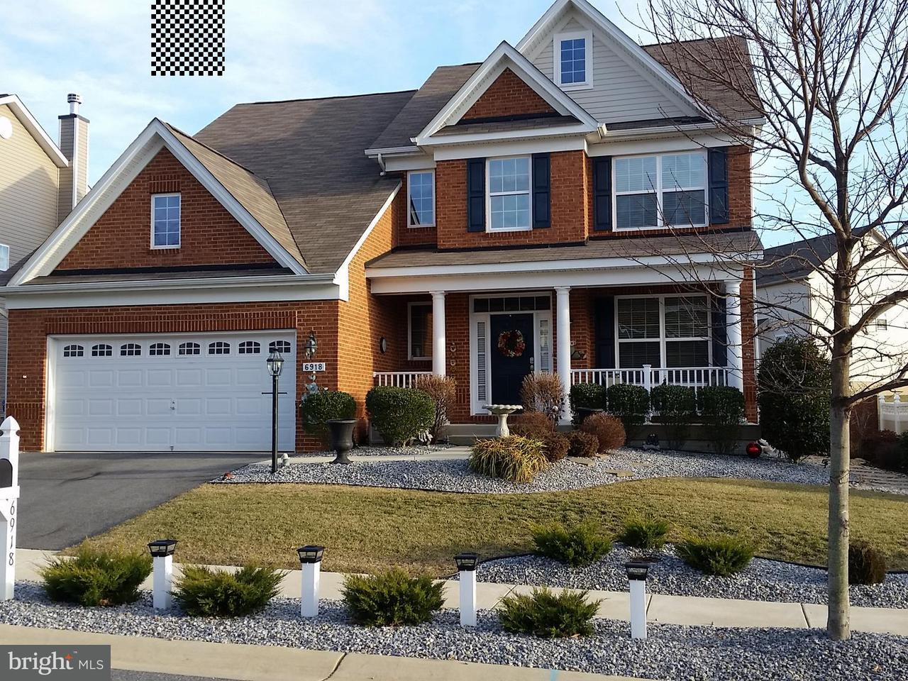 Single Family Home for Sale at 6918 Coldstream Court 6918 Coldstream Court Bryans Road, Maryland 20616 United States