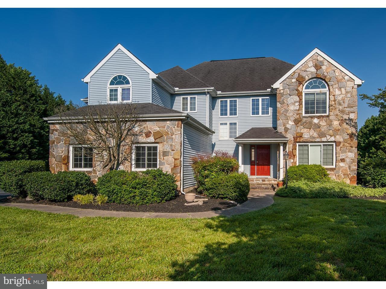 Casa para uma família para Venda às 313 QUAIL RUN Wyoming, Delaware 19934 Estados Unidos