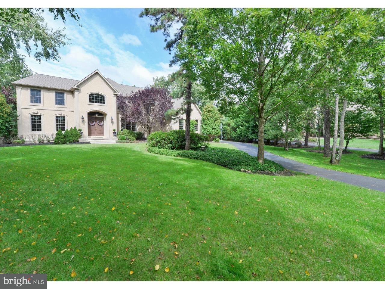 Casa Unifamiliar por un Venta en 9 WATERLILY Court Medford, Nueva Jersey 08055 Estados Unidos