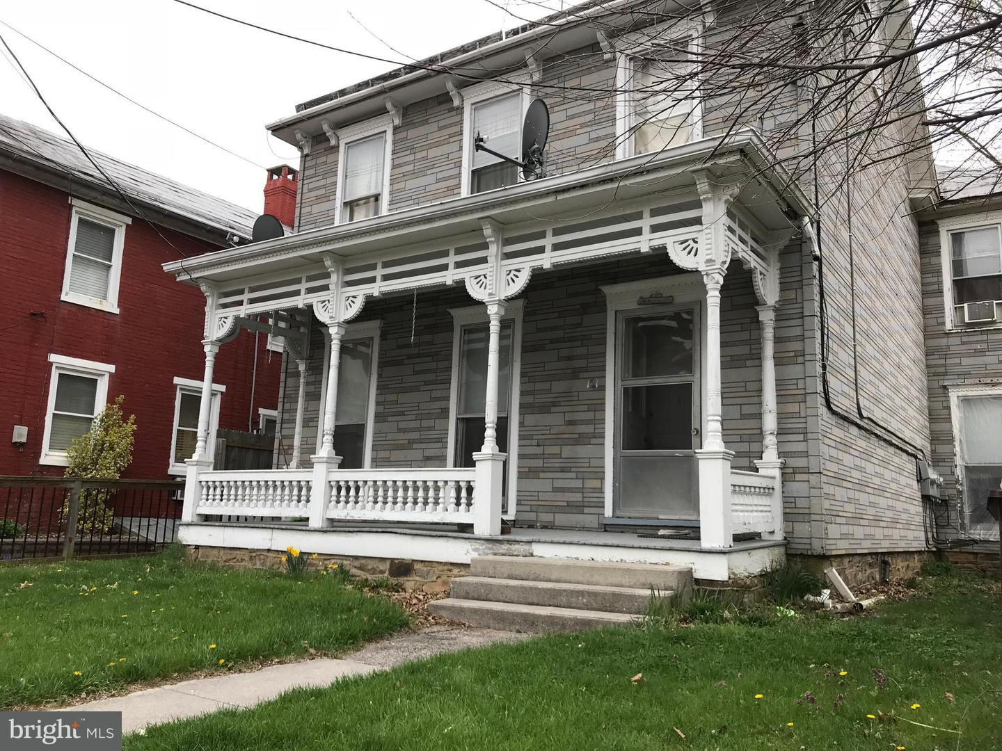 Other Residential for Rent at 121 West Main St Fairfield, Pennsylvania 17320 United States