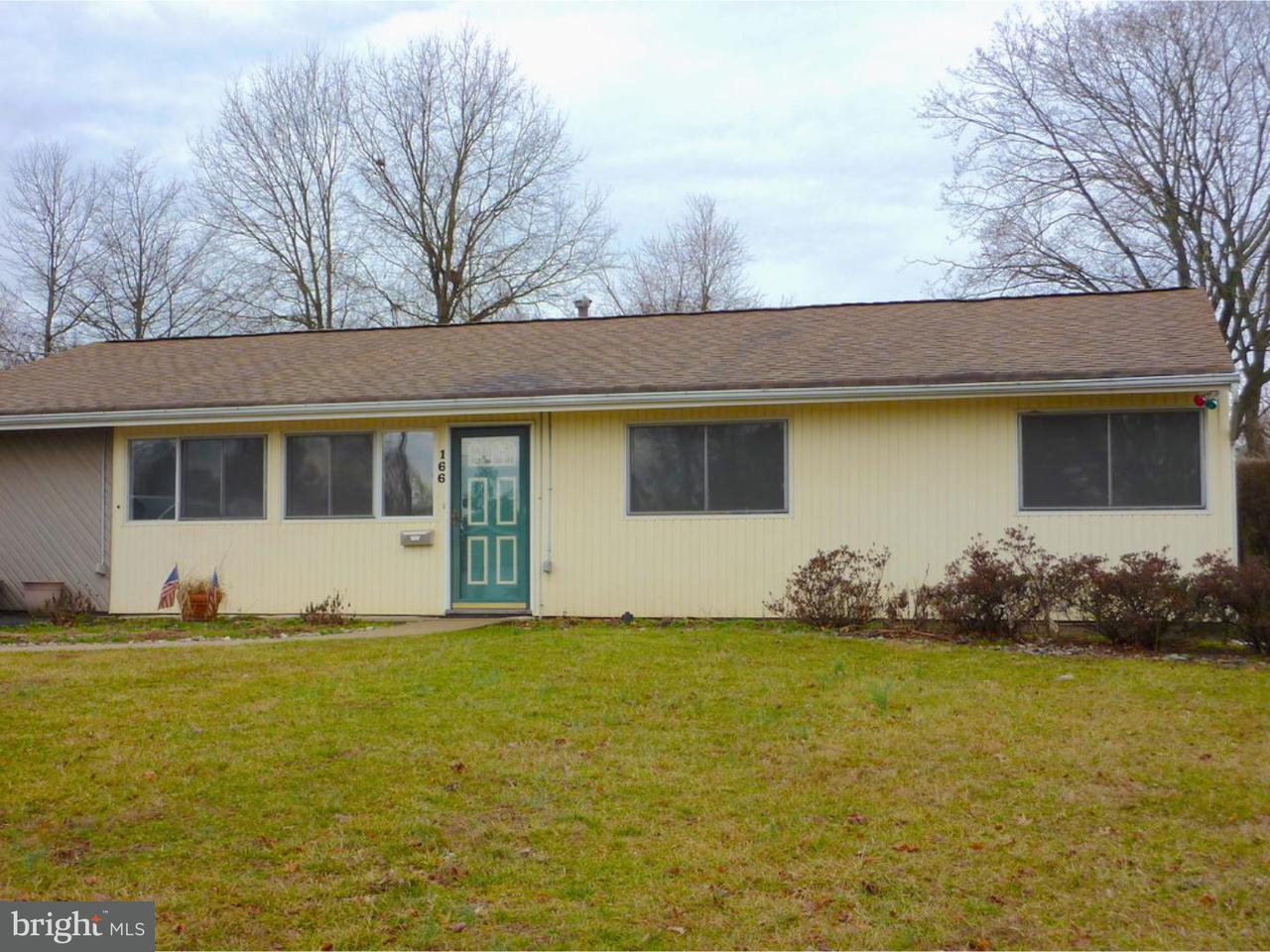 Single Family Home for Sale at 166 KENDALL Road Kendall Park, New Jersey 08824 United StatesMunicipality: South Brunswick Township