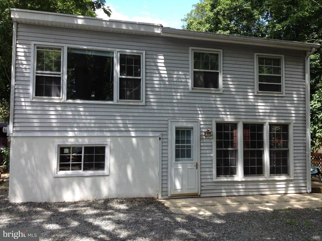Single Family Home for Rent at 568 D MAIN ST #D Lumberton, New Jersey 08048 United States