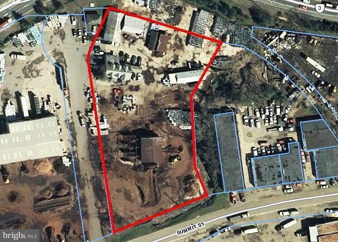 Land for Sale at 101 Central/Lafayette Blvd Rd Fredericksburg, Virginia 22401 United States