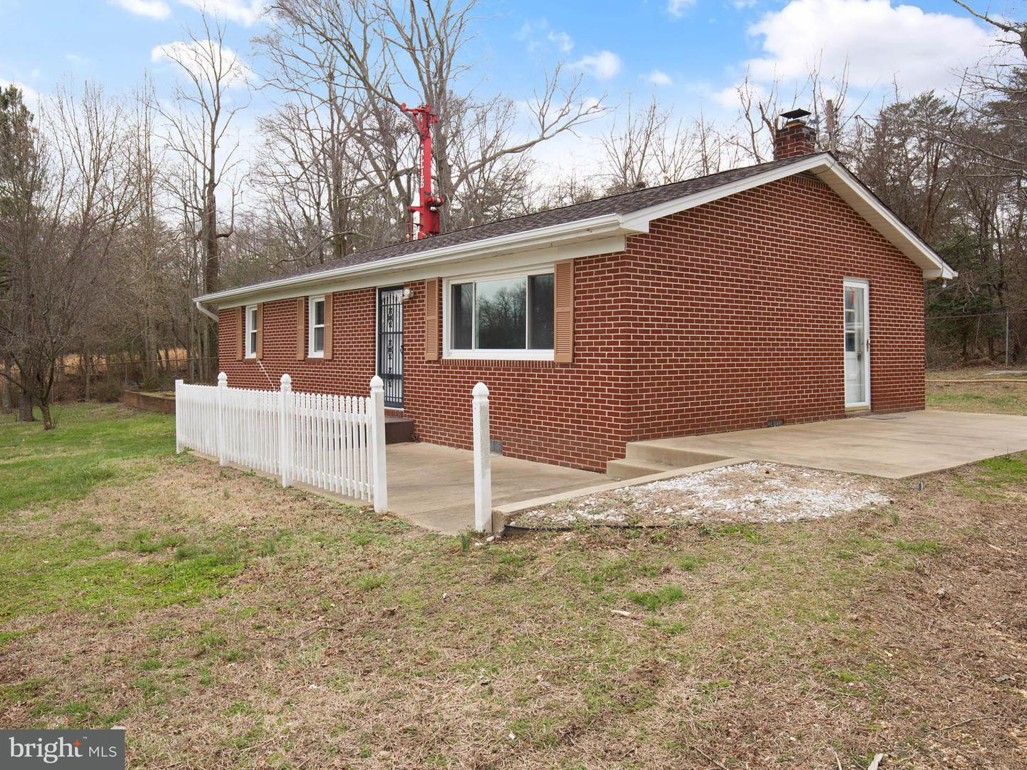 Single Family for Sale at 29755 Three Notch Rd Charlotte Hall, Maryland 20622 United States