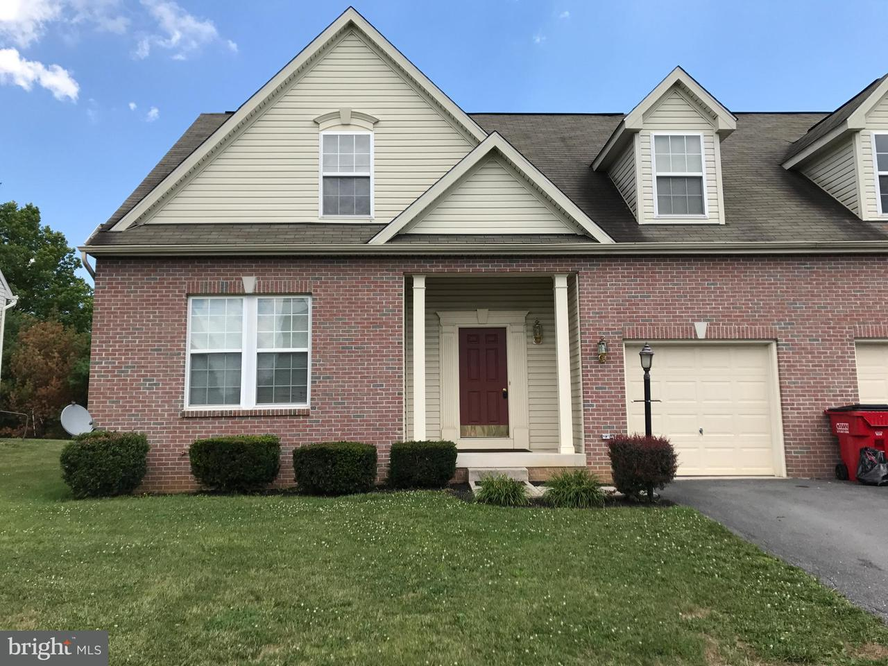Single Family for Sale at 14138 Shelby Cir Hagerstown, Maryland 21740 United States