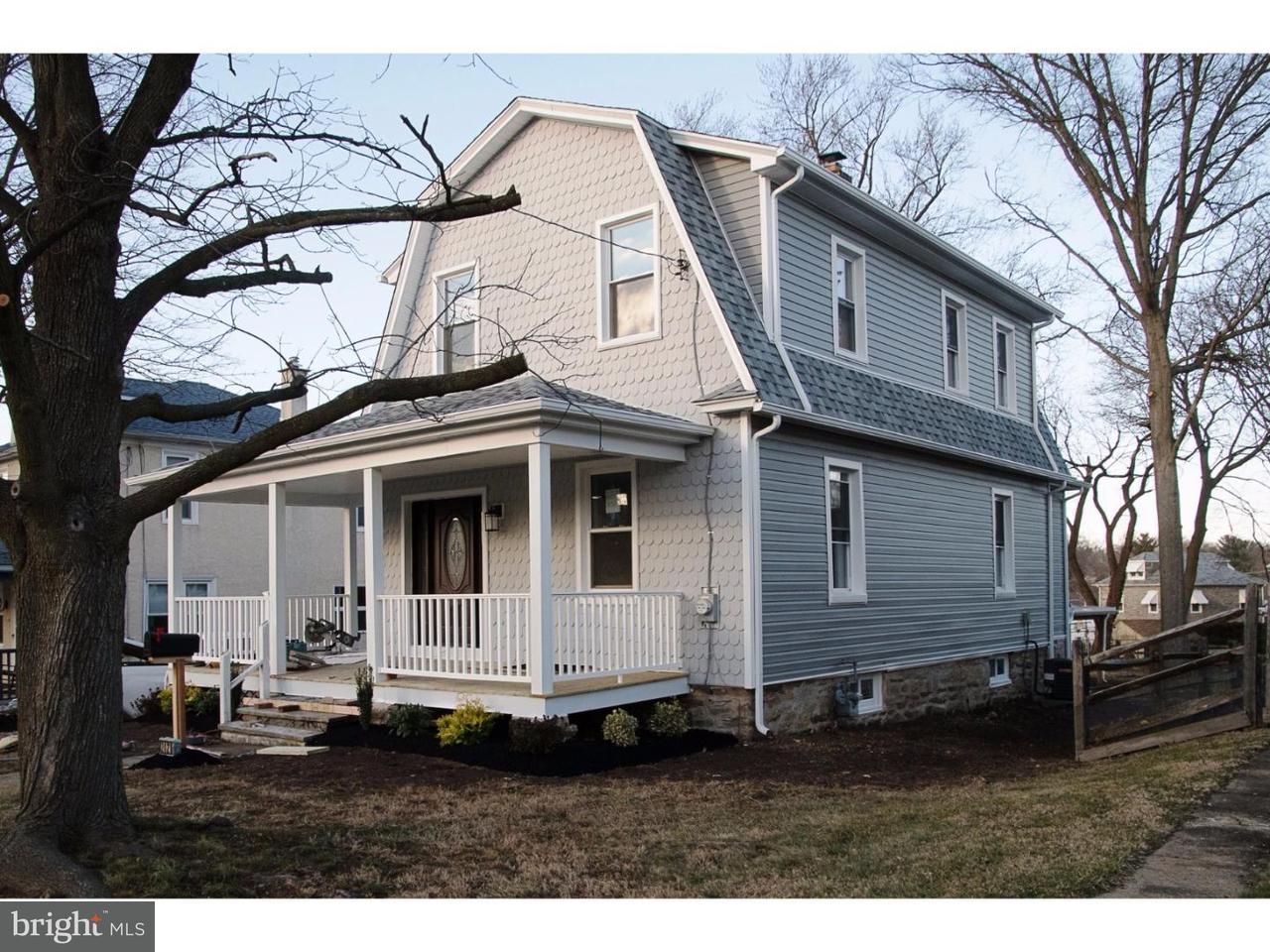 Maison unifamiliale pour l Vente à 2021 ROY Avenue Abington, Pennsylvanie 19001 États-Unis