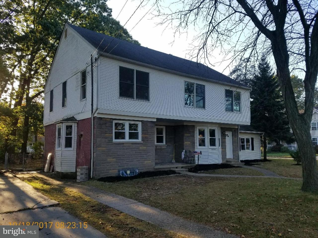 独户住宅 为 销售 在 216 S LAKE Avenue National Park, 新泽西州 08063 美国