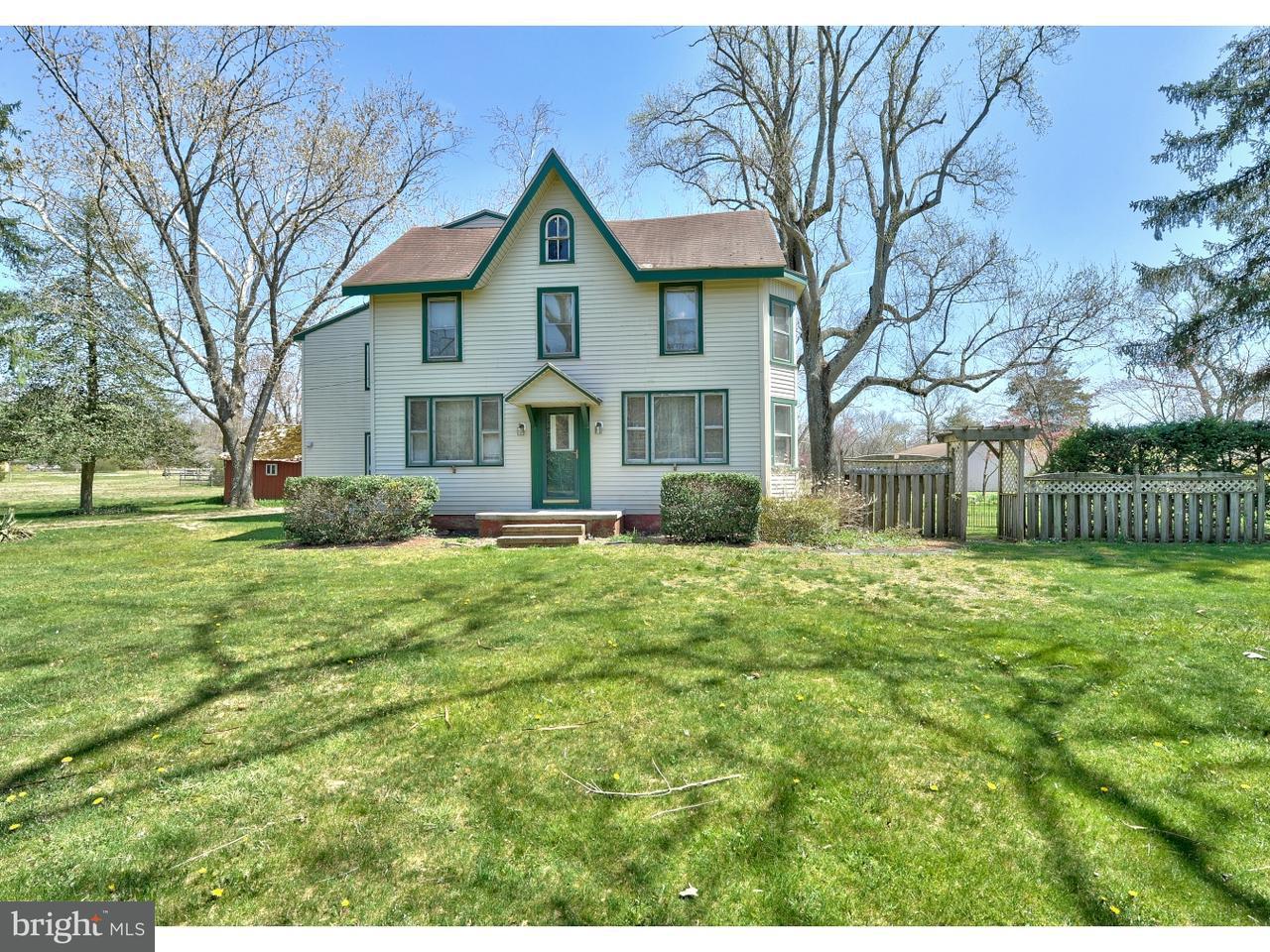 Maison unifamiliale pour l Vente à 30 NEW BROOKLYN Road Sicklerville, New Jersey 08081 États-Unis