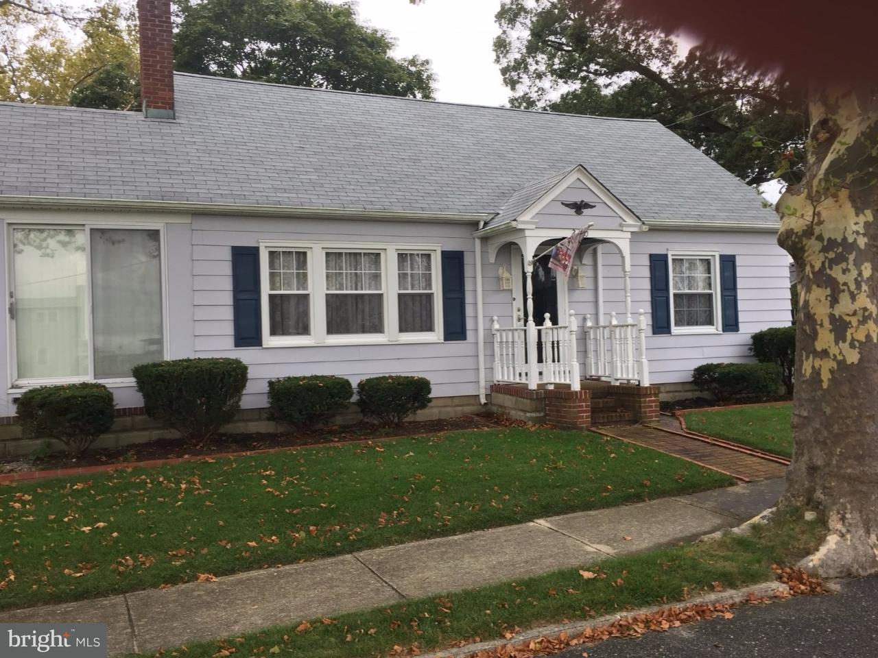 Enfamiljshus för Försäljning vid 200 EUCLID Drive Absecon, New Jersey 08201 Usa