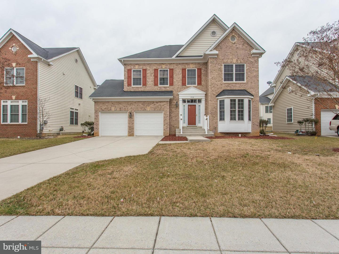 Single Family for Sale at 1518 Mississippi Ave SE Washington, District Of Columbia 20032 United States